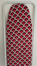 """Readypress Over The Door Ironing Board Cover Fibre Pad 42""""X14"""" Hanging Snug Fit"""