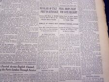 1936 OCT 13 NEW YORK TIMES - NUVOLARI OF ITALY FIRST IN AUTO RACE - NT 2117
