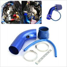 3in Cold Air Intake Filter + Pipe + Clamp Kit Universal Fit For Car Truck Racing