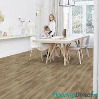 Vinyl Flooring Mid Oak Wood Floor Style Kitchen Bathroom 4mm Non Slip 2 3 4m
