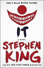 It: Complete Original Classic Stephen King Evil Clown Horror Novel Book NEW!
