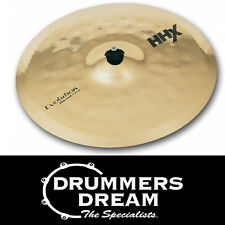 "Brand New SABIAN HHX 17"" EVOLUTION EFFEKS CRASH  CYMBAL *2 Year Warranty*"