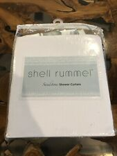 Shell Rummel Sandstone Shower Curtain