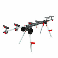 Protocol Equipment 67105 Ws-124 Professional Miter Saw Workstation Stand Table