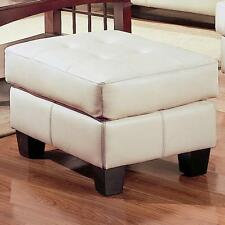 Coaster 501694 - Samuel Contemporary Leather Ottoman