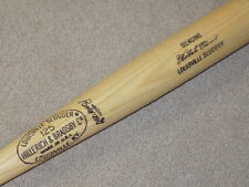 Roberto Clemente H&B Game Bat Pittsburgh PIrates PSA DNA His Last Bat 12/12/72
