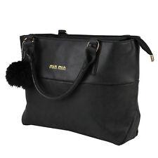 UK Women Handbag Luxury Matte Leather Messenger Ladies Shoulder Bag Tote Satchel