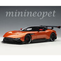 AUTOart 70264 ASTON MARTIN VULCAN 1/18 MODEL CAR MADAGASCAR ORANGE