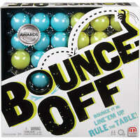 Bounce-Off Challenge Pattern Game for 2-4 Players CBJ83 NEW