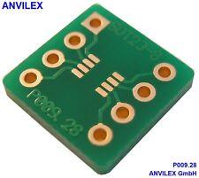 Adapter P011.21 3mm x 3mm 10 x  QFN16