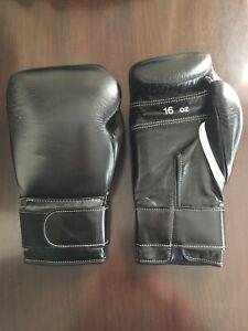 NEW Custom No Logo Winning Boxing MS-600-B 16oz Gloves
