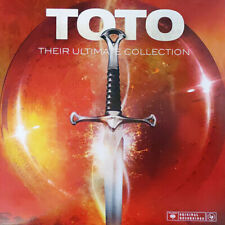 Toto - Their Ultimate Collection [New Vinyl LP] Holland - Import