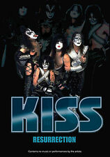 KISS New Sealed REUNION OF 1996 DOCUMENTARY DVD