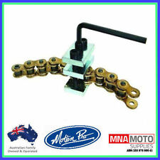 MOTION PRO MINI CHAIN PRESS TOOL FOR 520 530 STANDARD & O-RING MOTORCYCLE CHAINS
