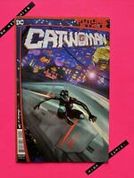Future State Catwoman #1 Liam Sharp Cover A DC 2021 NM