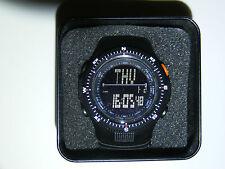 Reloj Táctico Digital Negro/Tactical Digital Black Watch