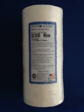 "HYDRO CURE DELUXE DG 25/05 BIG BLUE 10""x4.5"" SEDIMENT FILTER - CASE OF 8"