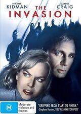 THE INVASION Nicole Kidman DVD R4 - PAL