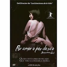 Por Amor O Por Deseo / Samaritan Girl DVD NEW A Kim Ki-Duk Film Sealed!