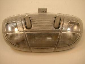 2000-2007 FORD TAURUS MERCURY SABLE INTERIOR DOME LIGHT OVERHEAD OEM PART
