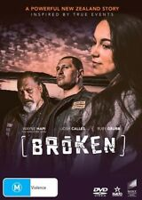 BROKEN (DVD, 2018) : NEW