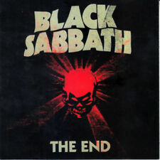 Black Sabbath ‎- The End - CD Sealed 2016 Rare! Ozzy Osbourne