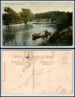 CANADA Postcard - Sydney River, Nova Scotia, Cape Breton AE