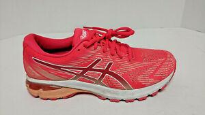 Asics GT-2000 8 Running Shoes, Pink, Women's 9.5 M