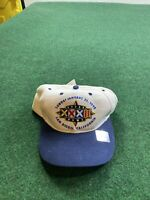 1998 SUPER BOWL XXXII NFL FOOTBALL SNAP BACK HAT NEW W/ TAGS NOS GAME DAY LOGO 7