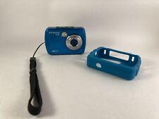 Polaroid isO48 16MP Waterproof Digital Camera, Blue Teal Tested Works