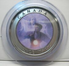 2016 - 25-cent - Bell Island Haunted Canada - Lenticular - SPECIMEN - Coin Only