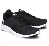 Under Armour UA BGS Pace Running Shoes Junior Girls Boys Women's Black 1272292