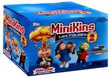 Garbage Pail Kids MiniKins Series 2 Mini Figure HOBBY Box [24 Packs]
