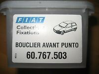 KIT DE FIXATION PARE-CHOCS AVANT FIAT PUNTO - 60767503