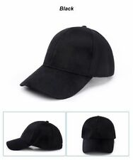 Unbranded Suede Baseball Caps Hats for Men