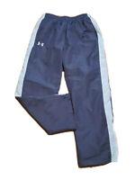 UNDER ARMOUR Women's Size Medium Gray Athletic Pants Mesh Lining EUC