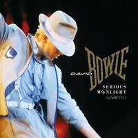 DAVID BOWIE - SERIOUS MOONLIGHT (LIVE '83) (2018 REMASTERED)  2 CD NEU