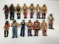 WWE Mattel Action Figures Lot of 14 Basic Series Figures Daniel Bryan Ambrose Al