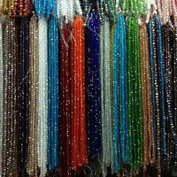 Free shipping 100Pcs  Crystal 4mm Bicone Beads Set DIY Jewelry Making Super