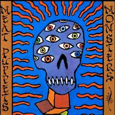 Meat Puppets - Monsters - 1999 NEW Cassette