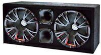 "NEW Audiopipe High Performance Sealed Enclosure 10"" 600W Max APCHULD102"