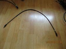 84 Honda Gyro, parking Brake Cable