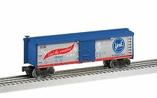 discontinued Lionel 6-19594 York Peppermint Patty Wood-Sided Reefer new in box