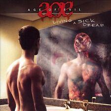 AGE OF EVIL - Living A Sick Dream - CD - Neu - OVP - Thrash Metal