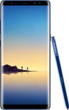 Samsung Galaxy Note8 SM-N950U - 64GB - Deepsea Blue (Sprint) Smartphone