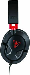 Turtle Beach Recon 50 Headset - Wired - Black/Red
