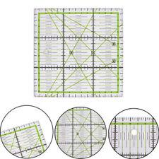 Acryl Quilten Patchwork Herrscher Premium Qualität Square Handwerk Nähzubehör