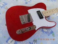 "Squier ""Custom Shack"" Tele Electric Guitar,P90,Humbucker,Capacitor Upgrades,Nice"