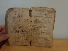 John Oulton Baptist Scripture Proof Mr Wesley Calvinism Christianity 1740 MDCCXL