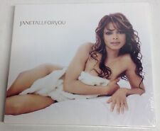 Janet Jackson: All For you - 2001 US Promo CD With Slipcase - 20 Tracks